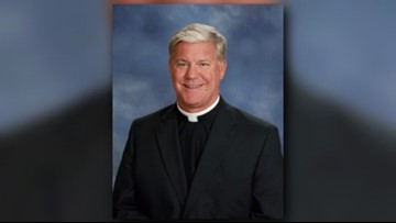 Norfolk priest on leave, accused of violating code of conduct
