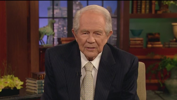 Pat Robertson steps down from hosting The 700 Club on CBN