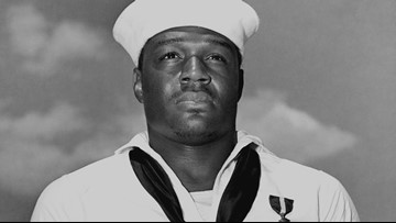 Navy names aircraft carrier for Pearl Harbor hero Doris Miller