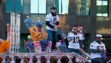 Officials call for a Saints parade for the 'Krewe of Drew'