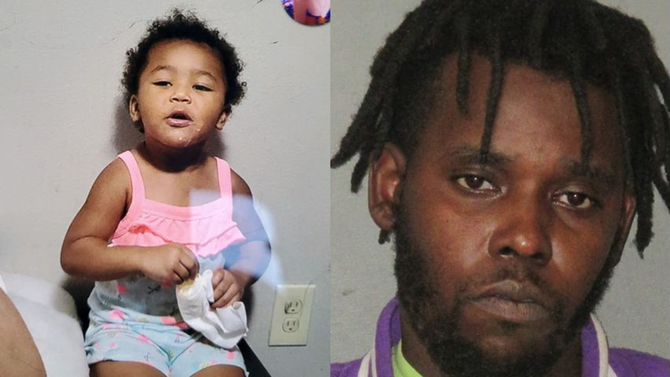 Stepfather charged in connection with missing Louisiana 2-year-old girl, reports say