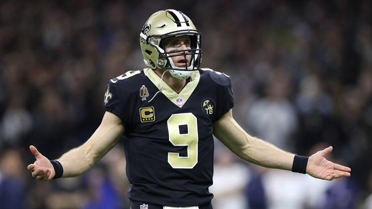 Petition for Saints NFC championship rematch tops 400,000 signatures