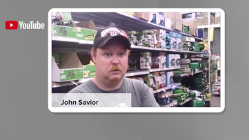 Video of confrontation with accused sexual predator in Walmart goes viral, lands  Lamar County man in jail