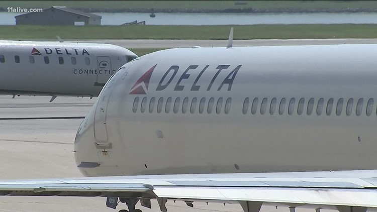 Delta Air Lines expanding its facial recognition technology in Atlanta