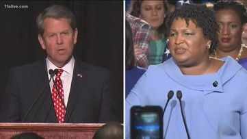 Who won the Georgia governor race?
