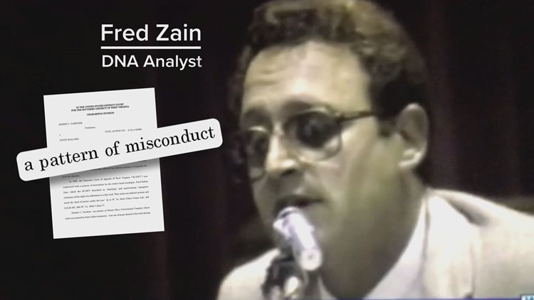 Fred Zain Conviction Integrity