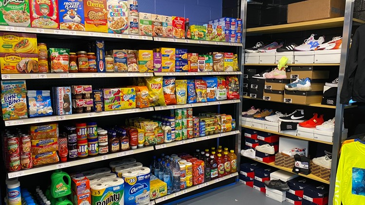 One-of-a-kind grocery store opened at Atlanta Title I school