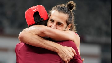 Acts of kindness take over the Olympic stage
