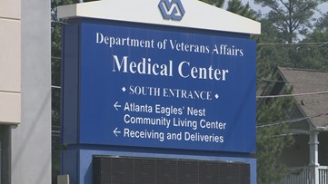 VA announces leadership shake up after veteran patient was covered in ant bites in his room