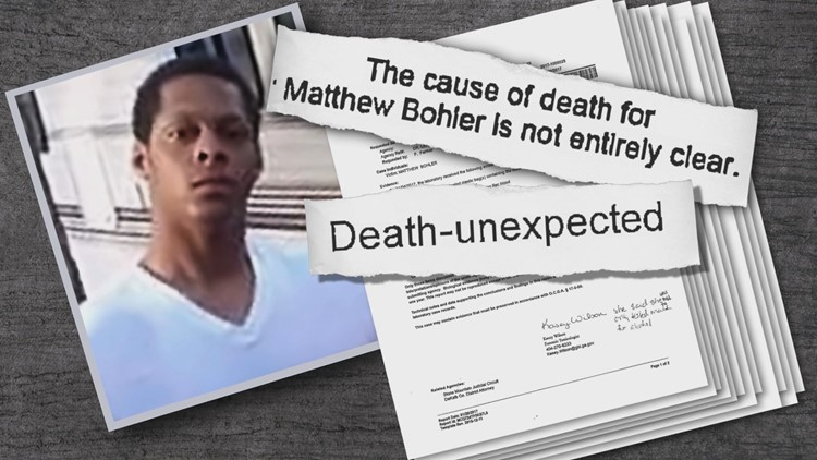 Reveal Unexpected Deaths Bohier autopsy findings