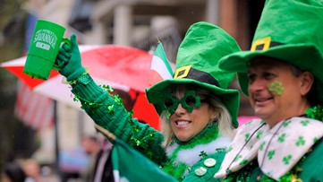 Savannah St. Pat's parade scrapped as Georgia virus cases rise