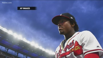 Ronald Acuña shut down for remainder of regular season
