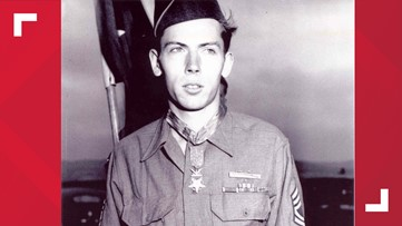 One of the last surviving World War II Medal of Honor recipients has died