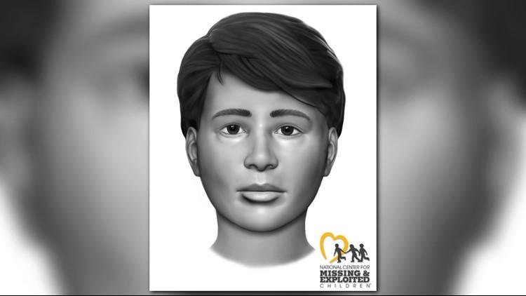 Photos: John Mebane Doe found in North Carolina may be from Georgia