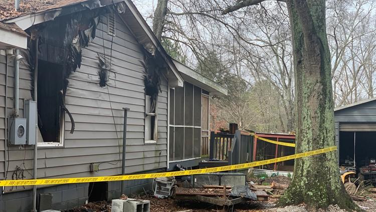 Bartow County House Fire