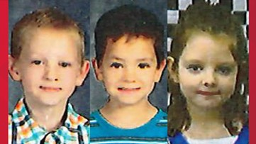 3 young children reported missing in Georgia found