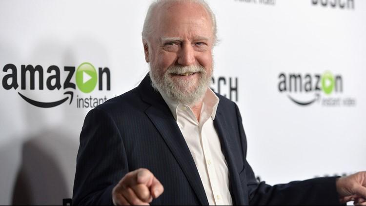'The Walking Dead' actor Scott Wilson dies at 76