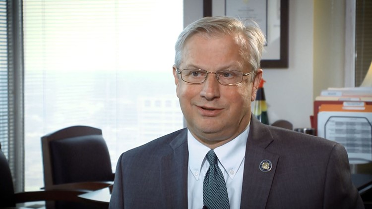 Tom Rawlings DFCS Director