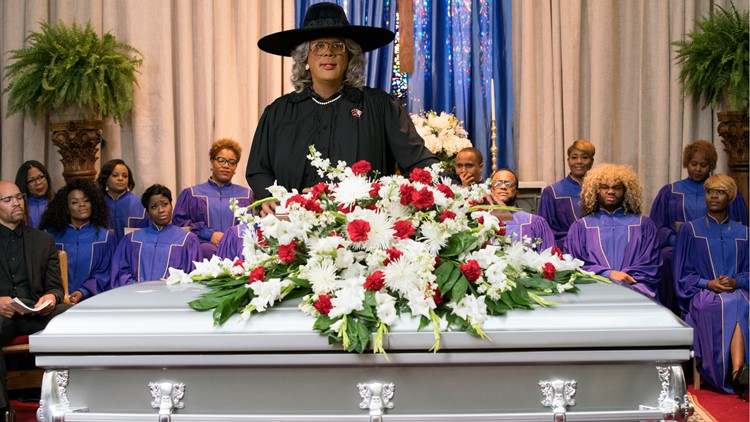'She's back'   Tyler Perry bringing back Madea character for upcoming Netflix film