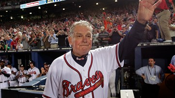Source: Legendary Braves manager Bobby Cox in hospital after suffering stroke