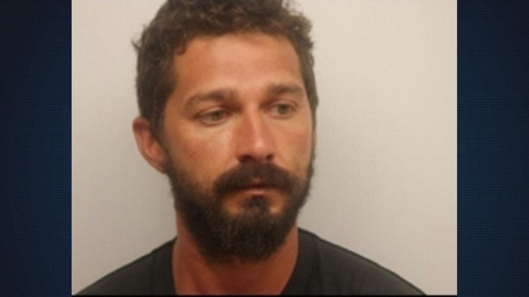 Shia Beouf arrested in Savannah