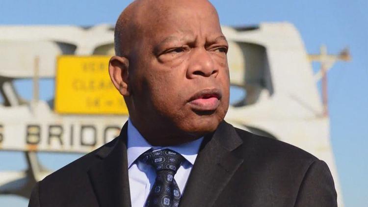'Good Trouble Vigil' in Orangeburg will honor civil rights icon John Lewis