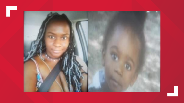 Family concerned for Georgia mother, 2-year-old son last seen leaving home early Friday morning