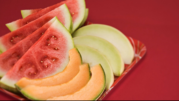 Multistate Salmonella outbreak linked to pre-cut melon sold at Target, Walmart